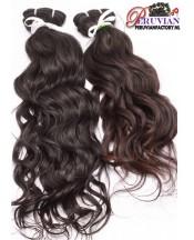 Peruvian Curly Weave 16 inch